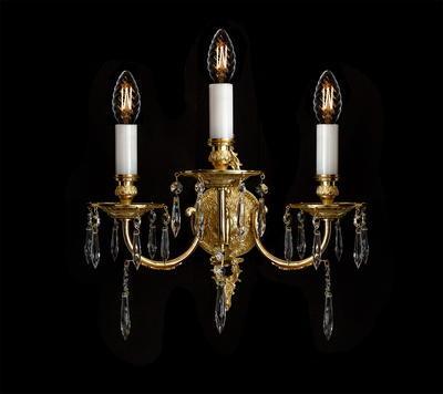 Royal Heritage wall lamp